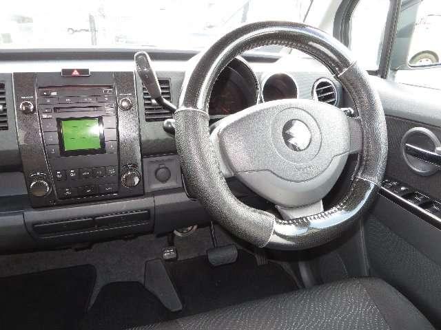 スズキ ワゴンR スティングレーX スマートキー HID タイヤ4本新品