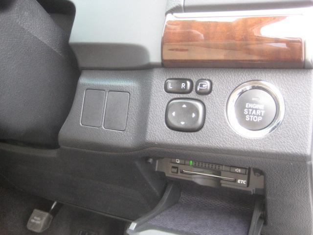 トヨタ マークX 250G 純正SDナビ フルセグTV バックカメラ