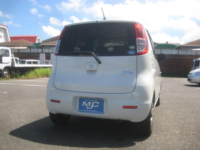 スズキ MRワゴン G キーレス CD ベンチシート