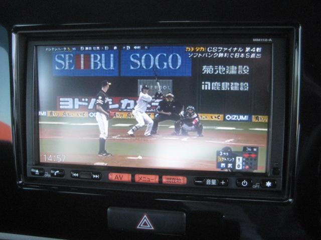 純正SDナビ・ワンセグTV・CD・SD