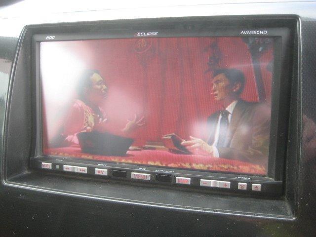 社外HDDナビ・ワンセグTV・DVD・CD・ミュージックサーバー
