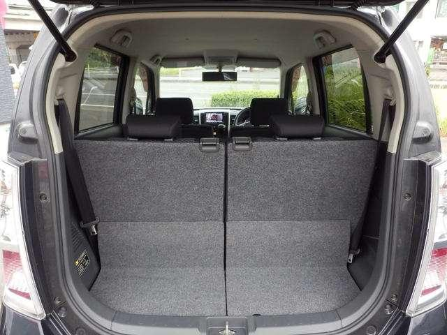 スズキ ワゴンRスティングレー X HDDナビ地デジ ETC HIDライト