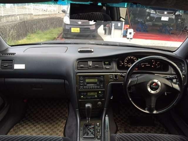 トヨタ チェイサー ツアラーV 社外アルミ 社外マフラー ETC