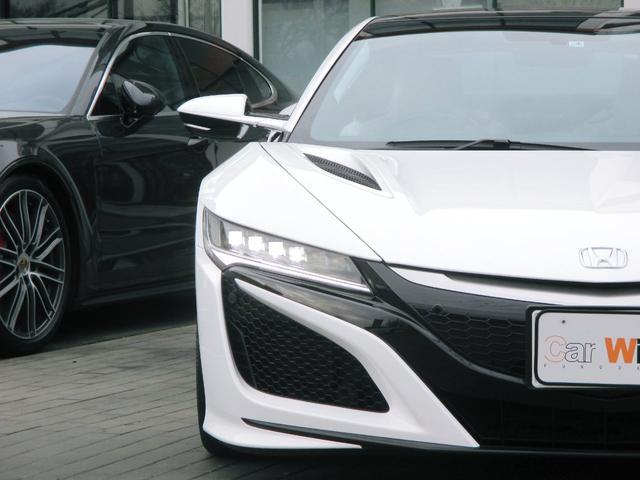 ホンダ NSX ベース カーボンブレーキ カーボンインテリア レッドPシート