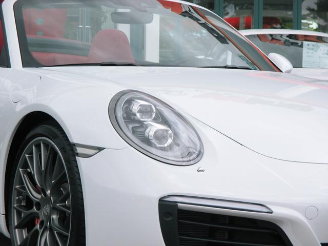 ポルシェ ポルシェ 911カレラS カブリオレ 2017 Sクロノ Sエグゾート