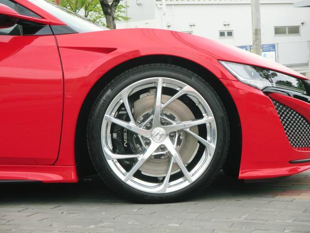 ホンダ NSX ベースグレード ポリッシュドホイール インターナビ 地デジ