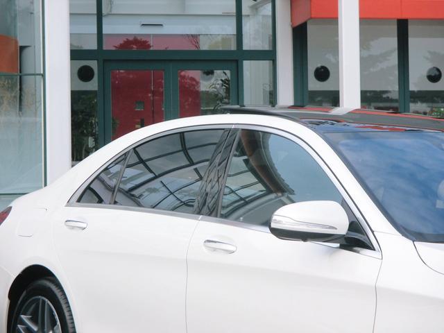 メルセデス・ベンツ M・ベンツ S560 4マチックロング AMGライン パノラマSR 黒革