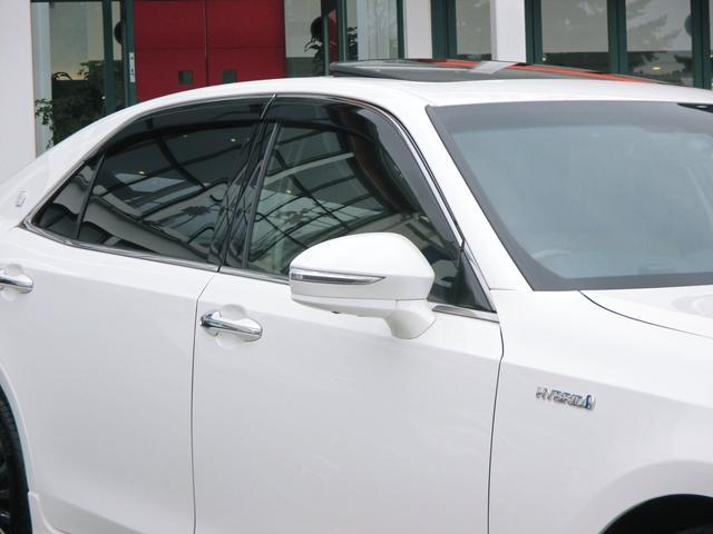 トヨタ クラウンマジェスタ Fバージョン J-フロンティア ムーンルーフ OP18AW