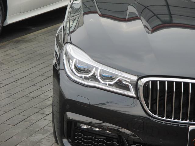 BMW BMW 750Li Mスポーツ リヤエンターテインメント レーザー