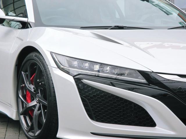 ホンダ NSX ベース カーボンブレーキ カーボンインテリア ハーフレザー