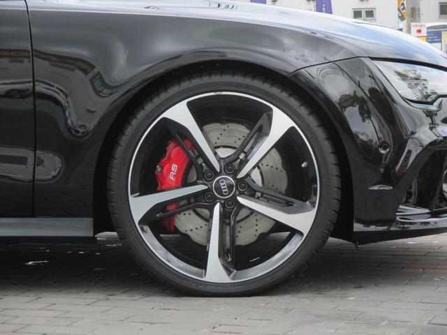 アウディ アウディ RS7スポーツバック ベースグレード ブラックスタイリングP RSエグゾースト