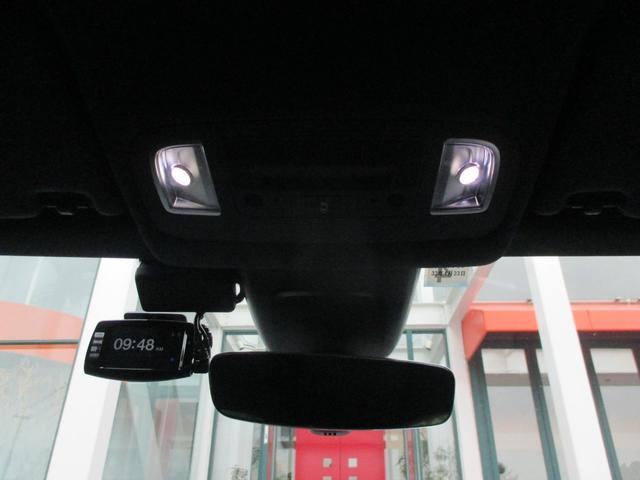 自動防眩ルームミラー ライティングパッケージ