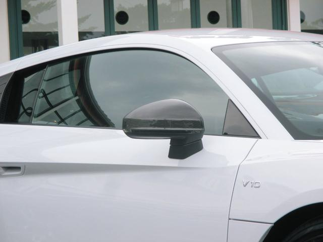 カーボンエクステリアミラーハウジング 電動調整&格納機能・自動防眩機能・ヒーター付エクステリアミラー