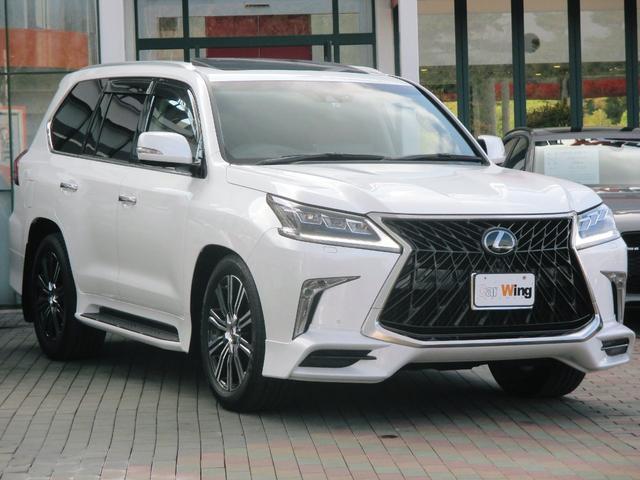 「レクサス」「LX」「SUV・クロカン」「福岡県」の中古車3