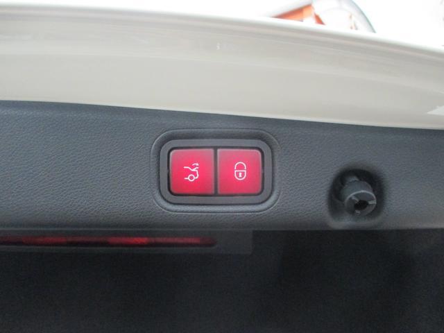レザーパッケージ:自動開閉トランクリッド