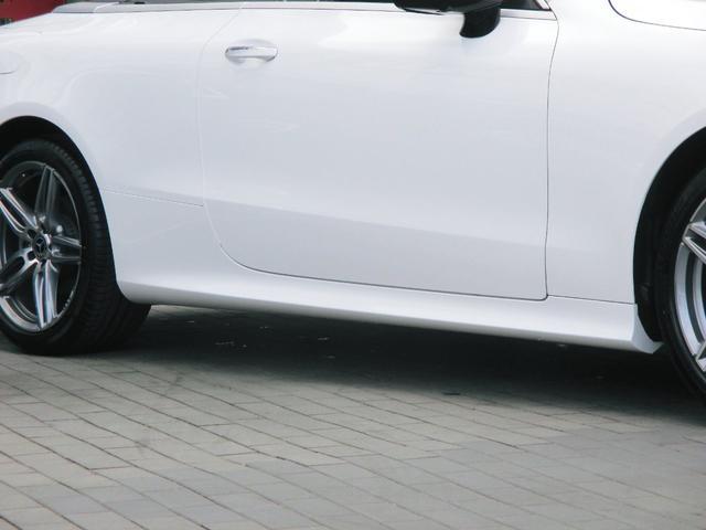 AMGスタイリングパッケージ(サイドスカート)