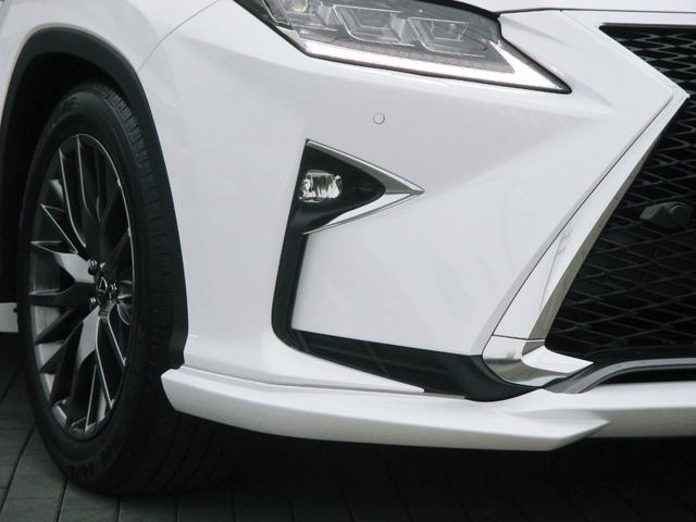 RX450h Fスポーツ AWD ルーフレール+パノラマルーフ アダプティブハイビーム インテリジェントクリアランスソナー 寒冷地仕様 パノラミックビュー BSM おくだけ充電 セカンド電動シート+ヒーター TOM'Sエアロ(8枚目)