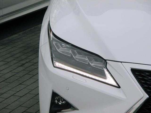 RX450h Fスポーツ AWD ルーフレール+パノラマルーフ アダプティブハイビーム インテリジェントクリアランスソナー 寒冷地仕様 パノラミックビュー BSM おくだけ充電 セカンド電動シート+ヒーター TOM'Sエアロ(10枚目)