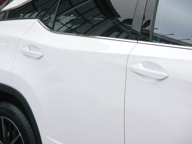 RX450h Fスポーツ AWD ルーフレール+パノラマルーフ アダプティブハイビーム インテリジェントクリアランスソナー 寒冷地仕様 パノラミックビュー BSM おくだけ充電 セカンド電動シート+ヒーター TOM'Sエアロ(16枚目)