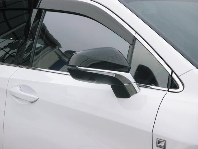 RX450h Fスポーツ AWD ルーフレール+パノラマルーフ アダプティブハイビーム インテリジェントクリアランスソナー 寒冷地仕様 パノラミックビュー BSM おくだけ充電 セカンド電動シート+ヒーター TOM'Sエアロ(18枚目)