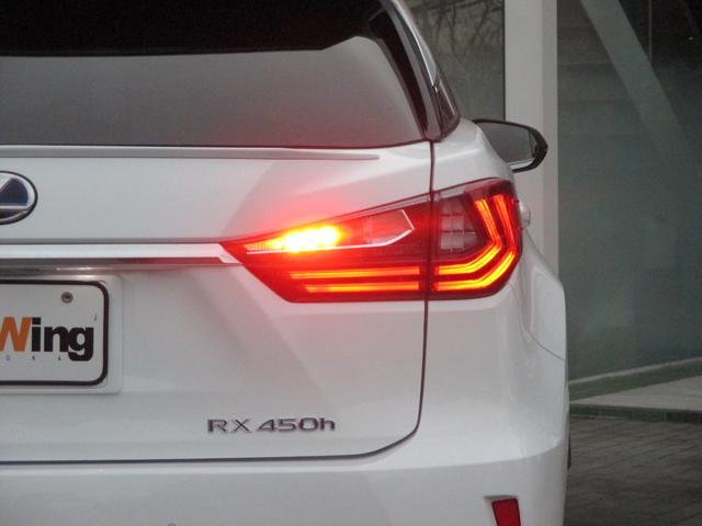 RX450h Fスポーツ AWD ルーフレール+パノラマルーフ アダプティブハイビーム インテリジェントクリアランスソナー 寒冷地仕様 パノラミックビュー BSM おくだけ充電 セカンド電動シート+ヒーター TOM'Sエアロ(28枚目)