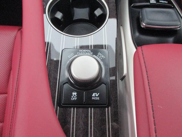 RX450h Fスポーツ AWD ルーフレール+パノラマルーフ アダプティブハイビーム インテリジェントクリアランスソナー 寒冷地仕様 パノラミックビュー BSM おくだけ充電 セカンド電動シート+ヒーター TOM'Sエアロ(75枚目)