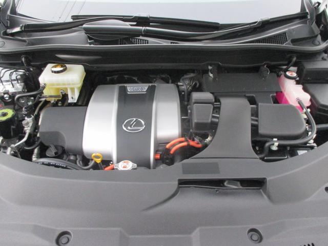 RX450h Fスポーツ AWD ルーフレール+パノラマルーフ アダプティブハイビーム インテリジェントクリアランスソナー 寒冷地仕様 パノラミックビュー BSM おくだけ充電 セカンド電動シート+ヒーター TOM'Sエアロ(80枚目)