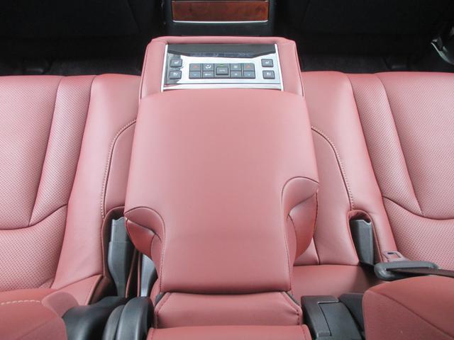 LX570 リヤシートエンターテインメント オプション21AW ドライブレコーダー ガーネットセミアニリンレザー ムーンルーフ 寒冷地仕様 パワーバックドア クールボックス 三眼LEDライト パノラミックビュー(38枚目)