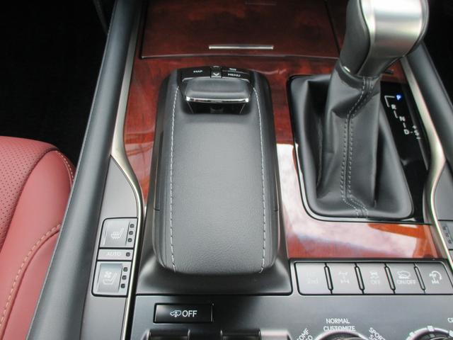 LX570 リヤシートエンターテインメント オプション21AW ドライブレコーダー ガーネットセミアニリンレザー ムーンルーフ 寒冷地仕様 パワーバックドア クールボックス 三眼LEDライト パノラミックビュー(75枚目)