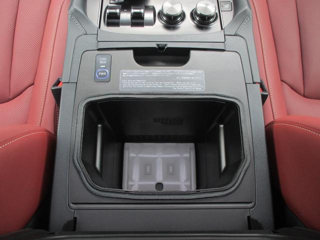 LX570 リヤシートエンターテインメント オプション21AW ドライブレコーダー ガーネットセミアニリンレザー ムーンルーフ 寒冷地仕様 パワーバックドア クールボックス 三眼LEDライト パノラミックビュー(76枚目)