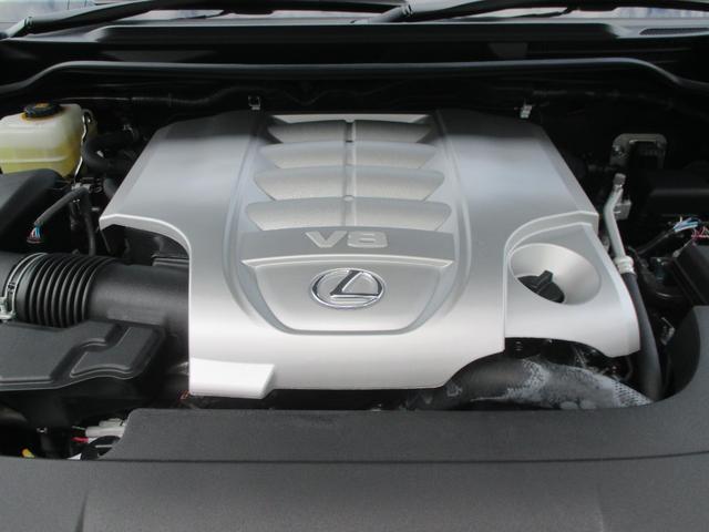 LX570 リヤシートエンターテインメント オプション21AW ドライブレコーダー ガーネットセミアニリンレザー ムーンルーフ 寒冷地仕様 パワーバックドア クールボックス 三眼LEDライト パノラミックビュー(80枚目)