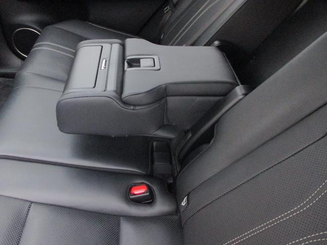 RX450h バージョンL パノラマルーフ ルーフレール おくだけ充電 セミアニリンブラックレザーシート パノラミックビュー ブラインドスポットモニター 三眼フルLEDライト ヘッドアップディスプレイ 後席パワーシート(35枚目)