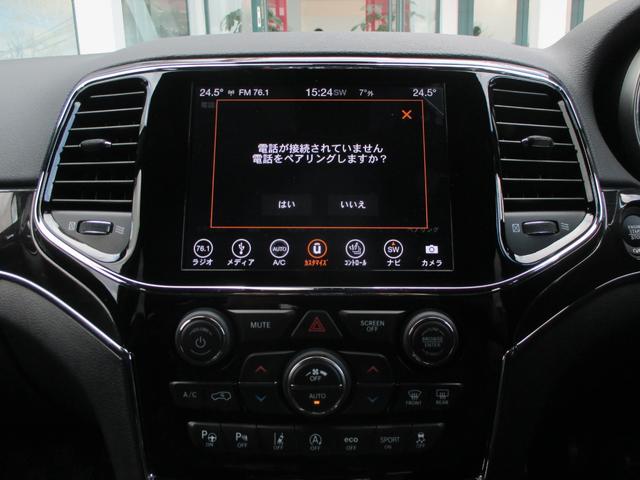 トレイルホーク 152台限定車 74台限定カラー スエードインサートレザーシート シートベンチレーション 専用18インチホイール ブラックボンネットデカール 純正ナビ 地デジTV フロントサイドバックカメラ(71枚目)