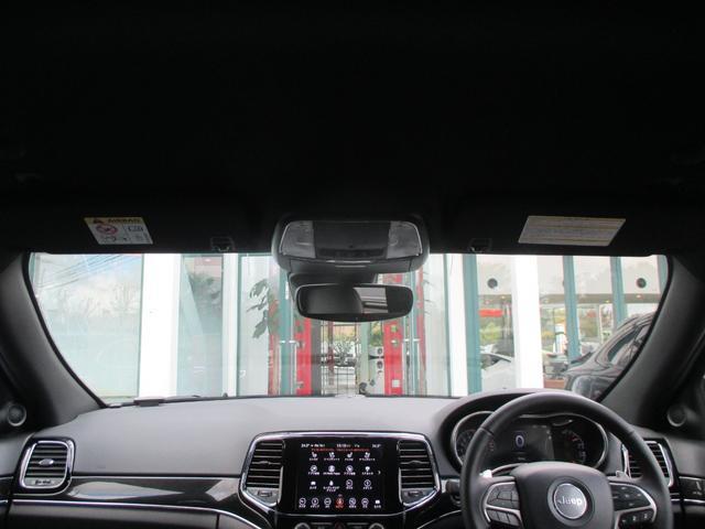 トレイルホーク 152台限定車 74台限定カラー スエードインサートレザーシート シートベンチレーション 専用18インチホイール ブラックボンネットデカール 純正ナビ 地デジTV フロントサイドバックカメラ(78枚目)