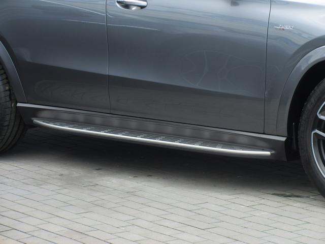 GLE53 4マチック+ クーペ パノラミックスライディングルーフ AMGカーボンインテリアパッケージ AMGドライブコントロールスイッチ 21インチAMG5ツインスポークAW ブルメスターサウンド 本革ナッパレザー(8枚目)
