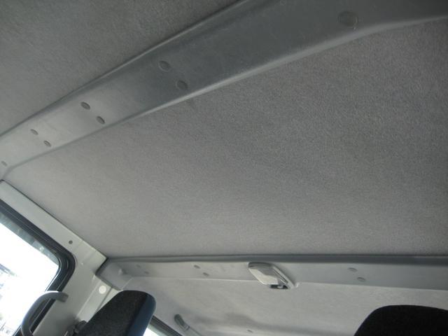 Wキャブ 全低床 カスタムメッキ リヤヒーター 最大積載1500Kg 走行10000Km(23枚目)