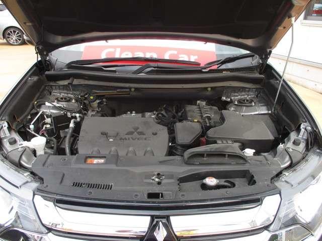 2.4 24G ナビパッケージ 4WD 三菱認定中古車保証付(7枚目)