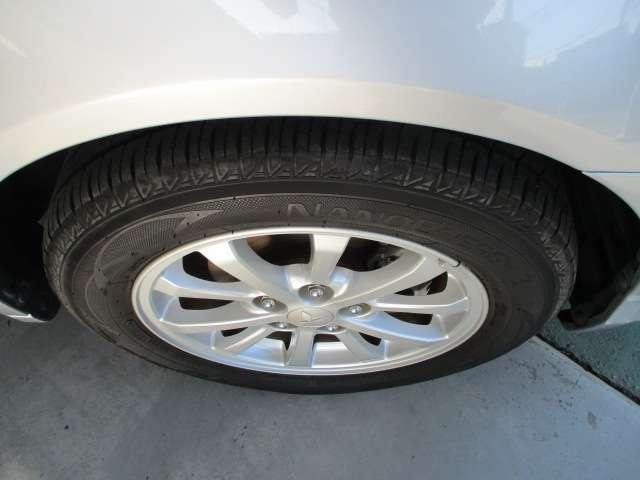 【タイヤ】●タイヤはこんな感じです!