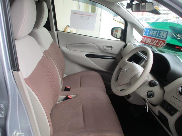 M e-アシスト 衝突軽減ブレーキ三菱認定中古車保証1年付 オートエアコン ベンチシート ABS キーレスエントリー 寒冷地仕様 横滑り防止 記録簿 エアバック アイドリングストップ搭載 衝突回避支援 Sヒータ(33枚目)