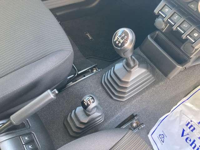 4WDで悪路も大丈夫!(