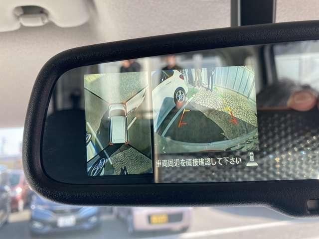 カスタムT スタイルエディション 全方位カメラ アイドリングストップ メモリーナビ 衝突被害軽減ブレーキ ETC(24枚目)