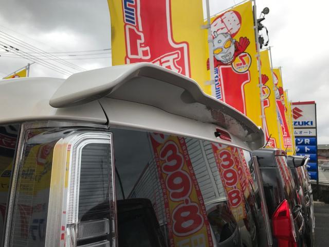 「スズキ」「スペーシアカスタム」「コンパクトカー」「福岡県」の中古車9