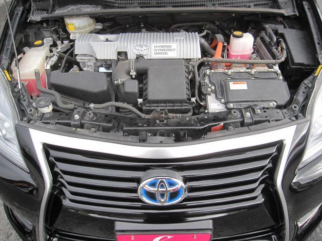 トヨタ プリウス S 社外エアロ 社外19アルミ ETC ナビ 2年保障