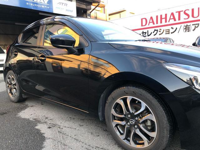 「マツダ」「デミオ」「コンパクトカー」「福岡県」の中古車12