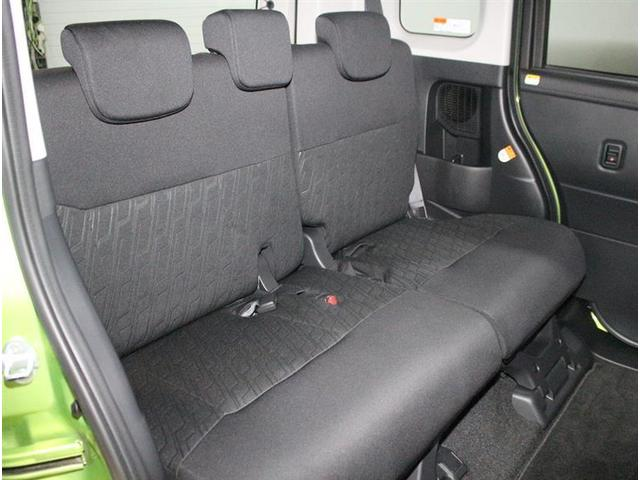 トヨタ ルーミー カスタムG-T 試乗車 衝突被害軽減システム メモリーナビ