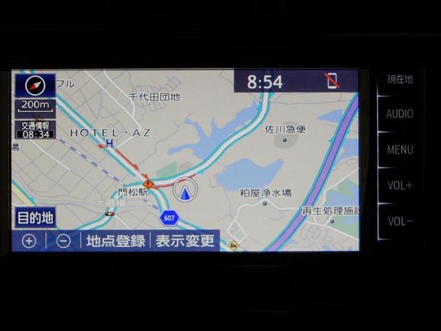 S ・メモリーナビ ナビ&TV ワンセグ バックカメラ ETC 衝突被害軽減システム スマートキー キーレス(6枚目)