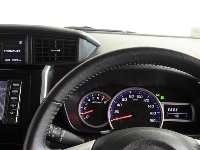 カスタムG S Bカメ ワンセグTV LEDライト クルーズコントロール ナビTV ETC スマートキー メモリーナビ アイドリングストップ ABS 盗難防止装置 アルミ キーレス 記録簿 CD 横滑り防止装置(9枚目)