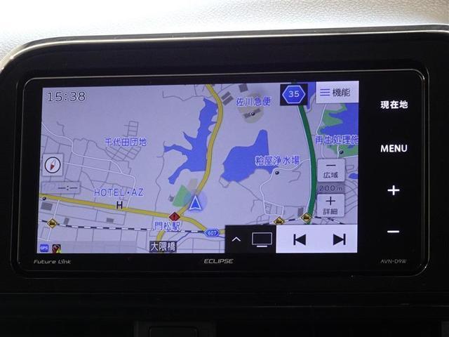 X メモリーナビ ナビ&TV フルセグ バックカメラ ドラレコ 電動スライドドア 3列シート 衝突被害軽減システム キーレス(6枚目)