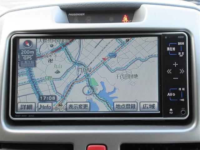 トヨタ ラッシュ G 1年保証 HDDナビ ワンセグTV ETC