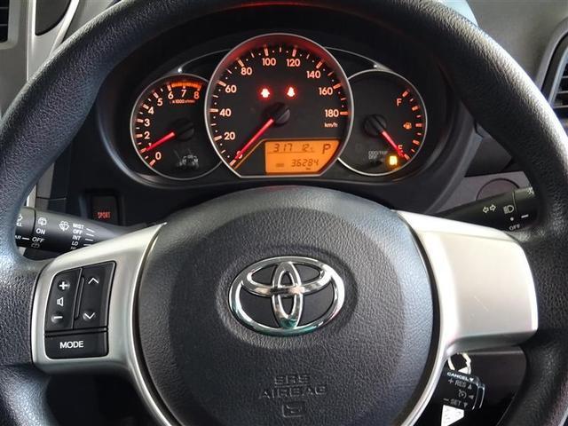 トヨタ ラクティス 1.5X ワンセグメモリーナビ ETC ディーラー保証1年付
